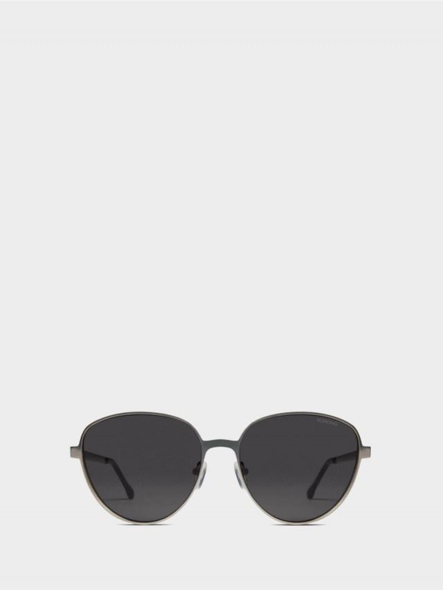 KOMONO 太陽眼鏡 Chris 克里斯系列 - 黑啞光