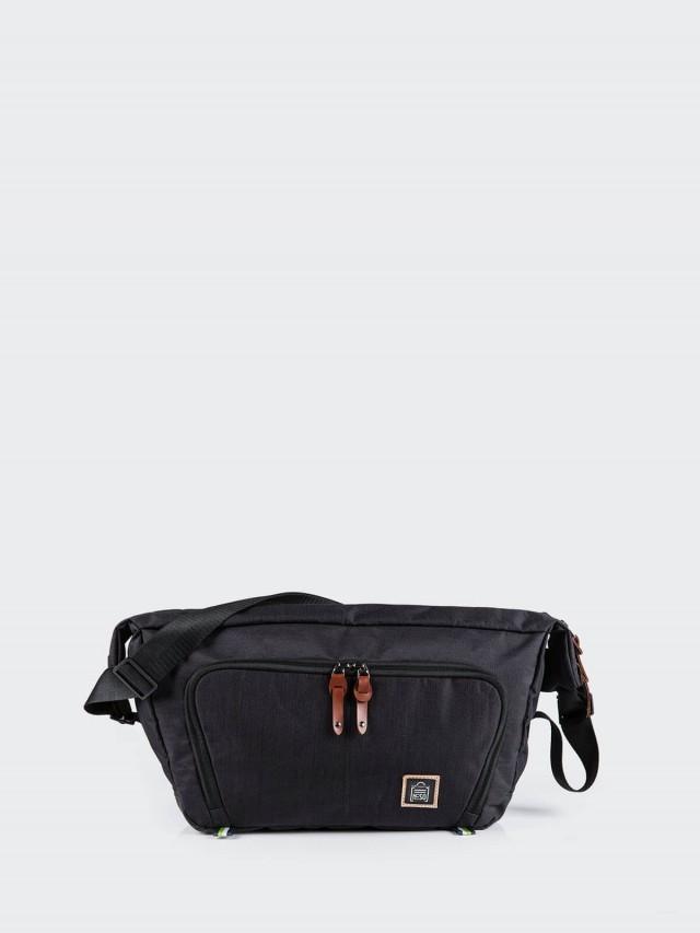 NESO Bag NESO 郵差包 - 黑