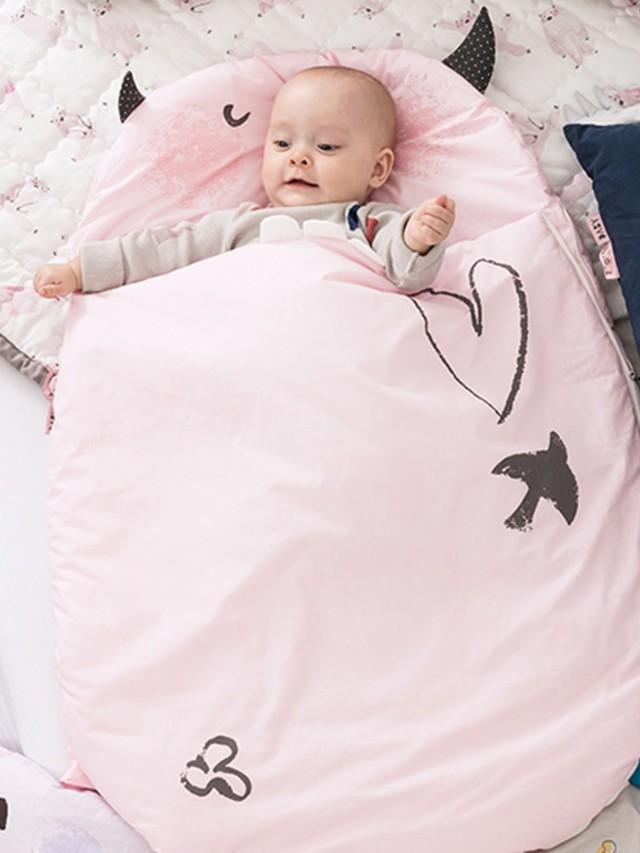 DABY 達比小怪獸嬰兒睡袋 - Daby