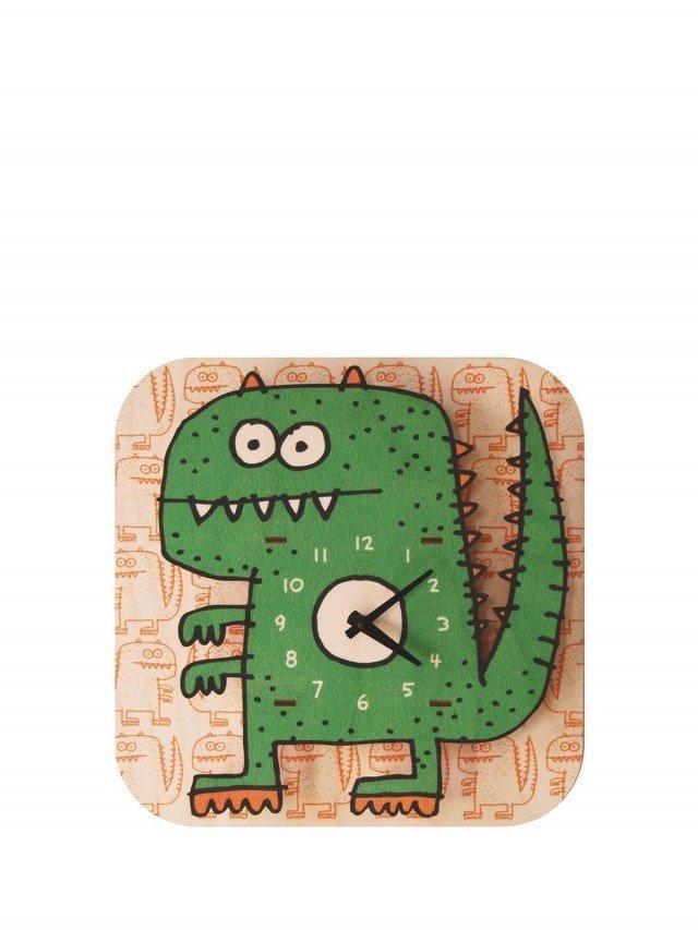 modern moose 恐龍 3D 立體掛鐘