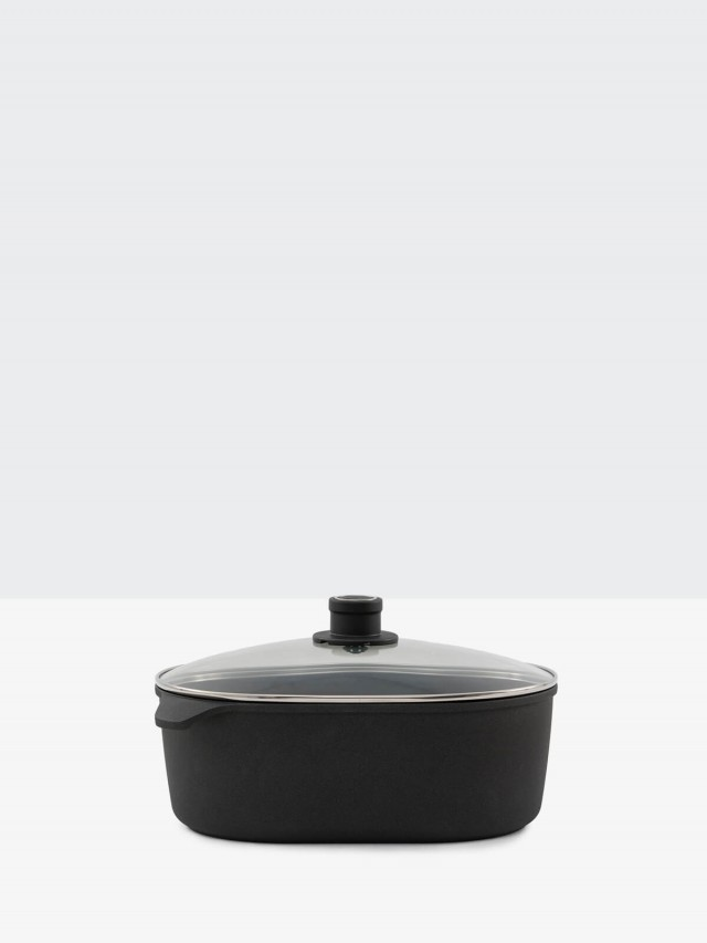 WOLL TITANPLUS 鈦金鑄鐵燉煮鍋 - 32cm / 附鍋蓋