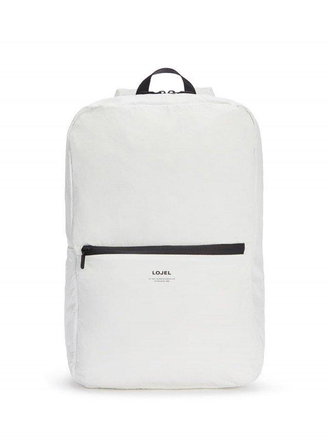 LOJEL Slash 日常 / 旅行摺疊後背包 - 白色