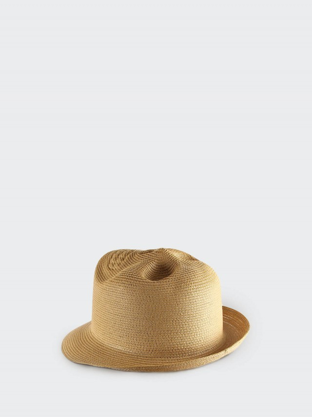25TOGO DESIGN MASK hat 面具帽 - 骷髏 / 卡其棕