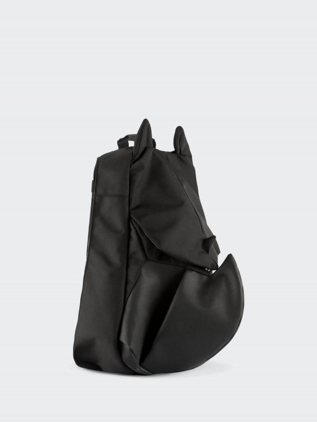 ORIBAGU ORIBAGU 摺紙包 - 黑犀牛 / 後背包