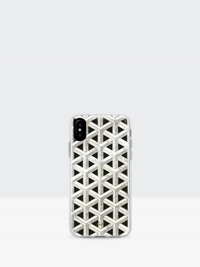 LAUT iPhone X POP 系列雙料保護殼 - 摩洛哥