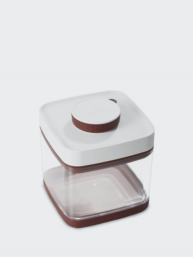 ANKOMN Savior 真空保鮮盒 - 1.5 L x 紅棕