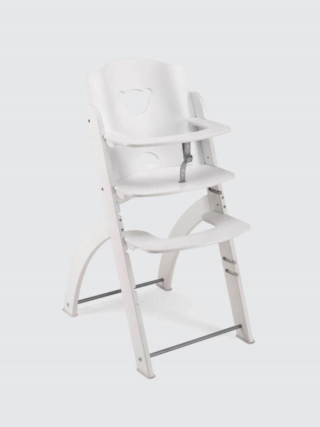 Pali Pappy Re 兒童成長餐椅 - 白色 / 全配