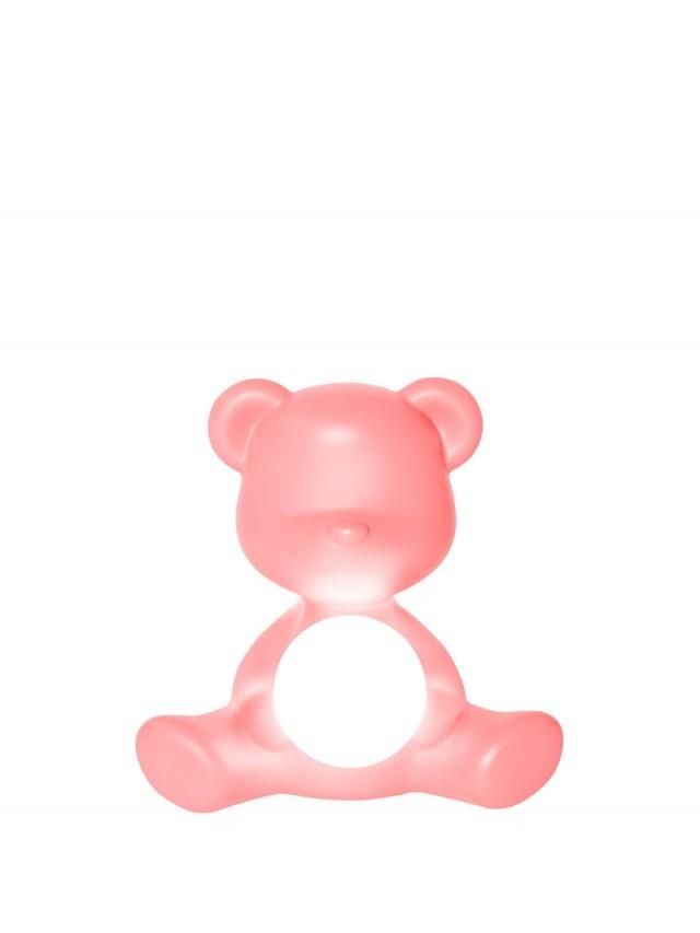qeeboo 泰迪女孩造型燈 - 粉色