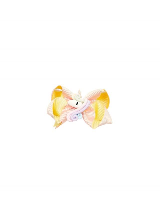 Monkey Bow Unicorn Bow 夢幻獨角獸系列 - 蜜桃果醬