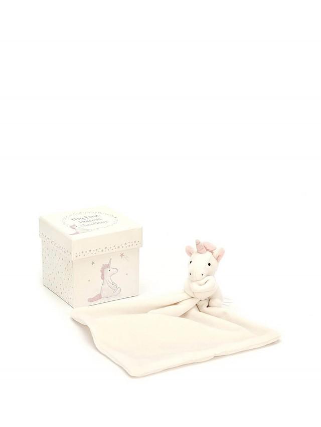 JELLYCAT Bashful Unicorn 獨角獸 - 安撫巾