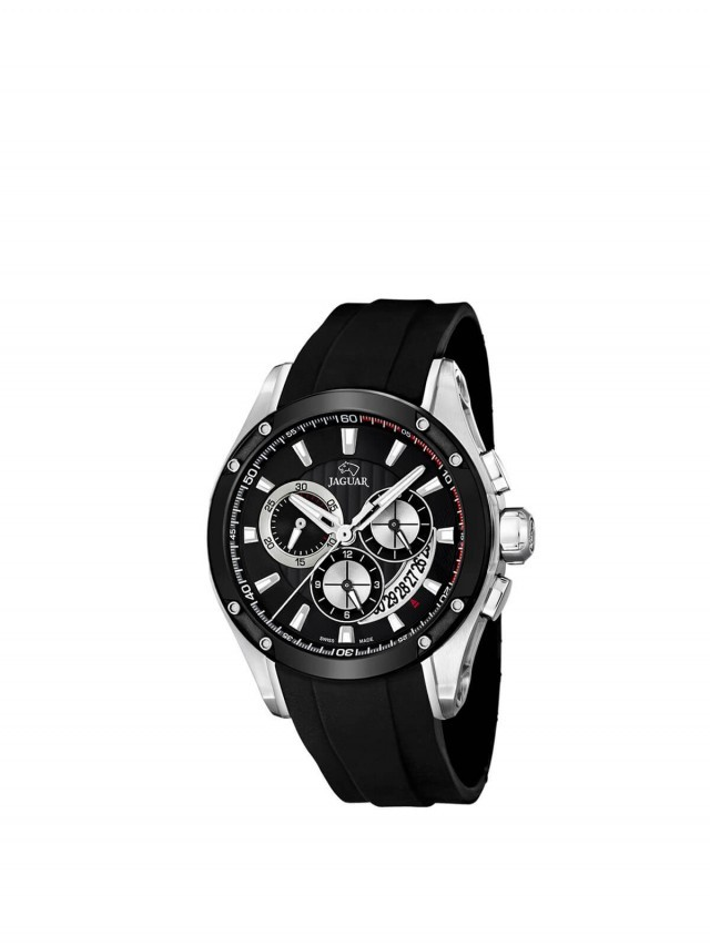 JAGUAR J688 - 黑武士石英錶款 x Special Edition