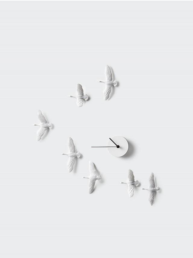 haoshi 候鳥時鐘 - V 型