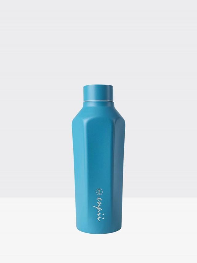 BOII 本因保溫瓶 450ml - 湖水藍