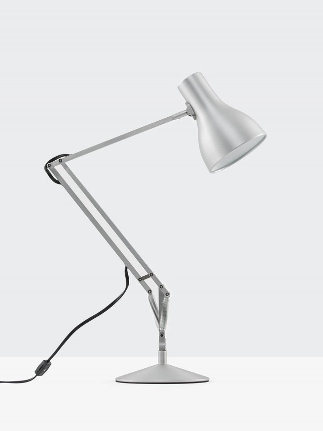 ANGLEPOISE Type75 Desk Lamp 桌燈 - 霧面金屬
