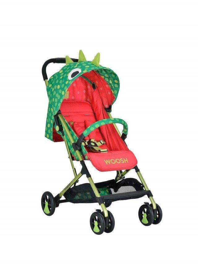 COSATTO Woosh 2 Dino Mighty 綠恐龍