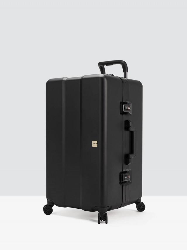 OUMOS OUMOS 旅行箱 - 雙層黑 Double Black 29 吋