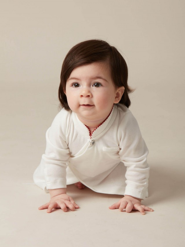 baby baby cool 小立領肚衣