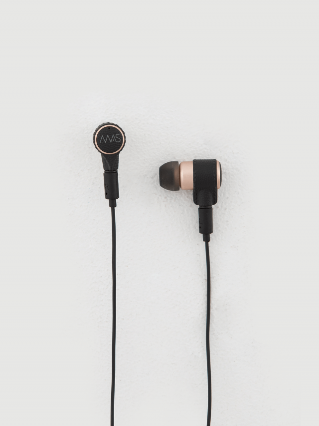 MAS TOKYO 高音質雙單體入耳式耳機