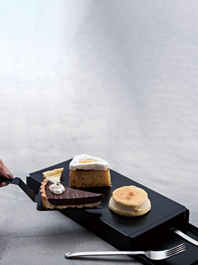 DOUXTEEL 下午茶系列 / 三件組 ( 麵包夾、蛋糕鏟、奶油刀 )