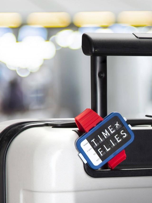 OTOTO 旅行時光 - 行李吊牌 x 紅