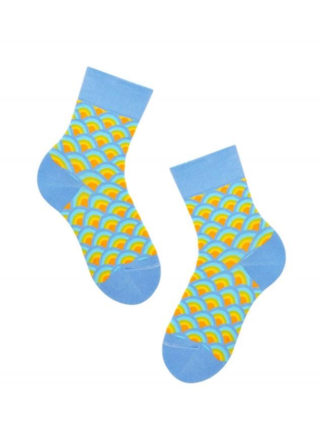 sokker 金桂浪紋 4 分之 3 襪