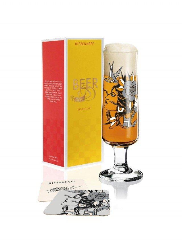 RITZENHOFF BEER 新式啤酒杯 / 漁夫之妻
