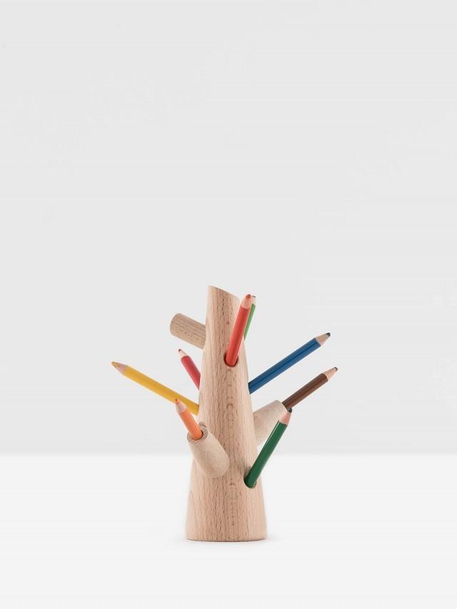 Mon Petit Art 彩色鉛筆樹