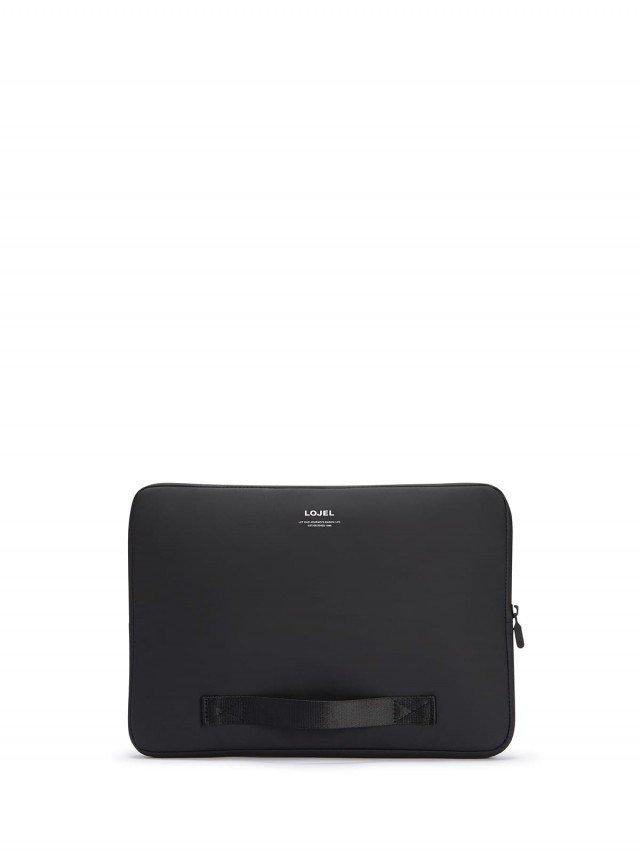LOJEL Slash 電腦手拿包 ( 13 吋 ) - 黑色