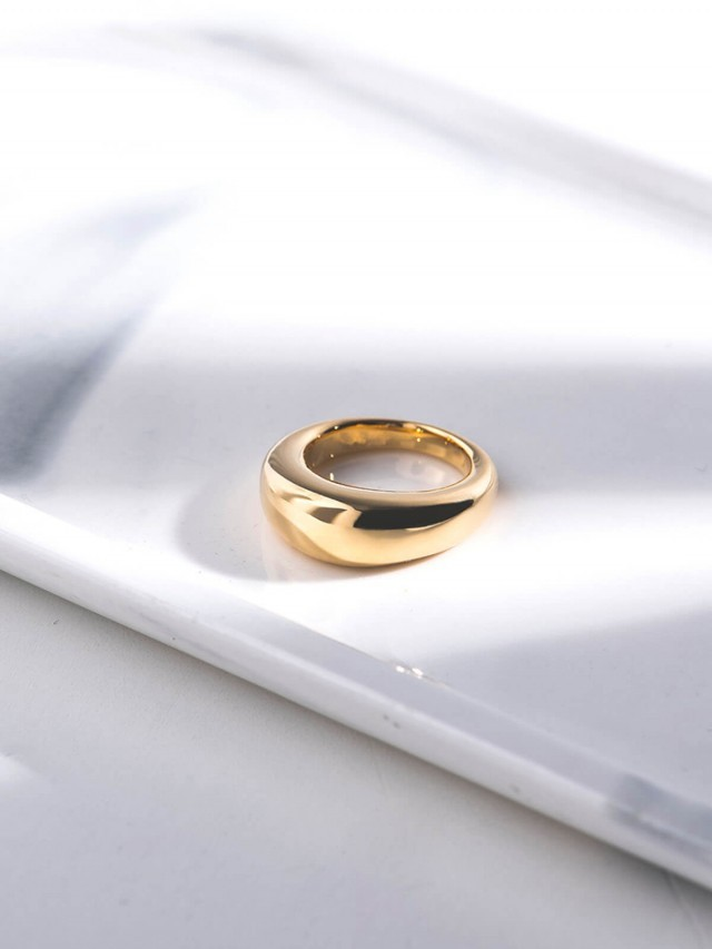 LESIS 戒指 - Gold Statement
