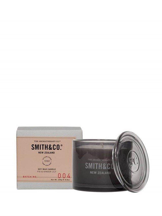 THE AROMATHERAPY CO. Smith & Co 系列香氛蠟燭 250g - 生薑百合
