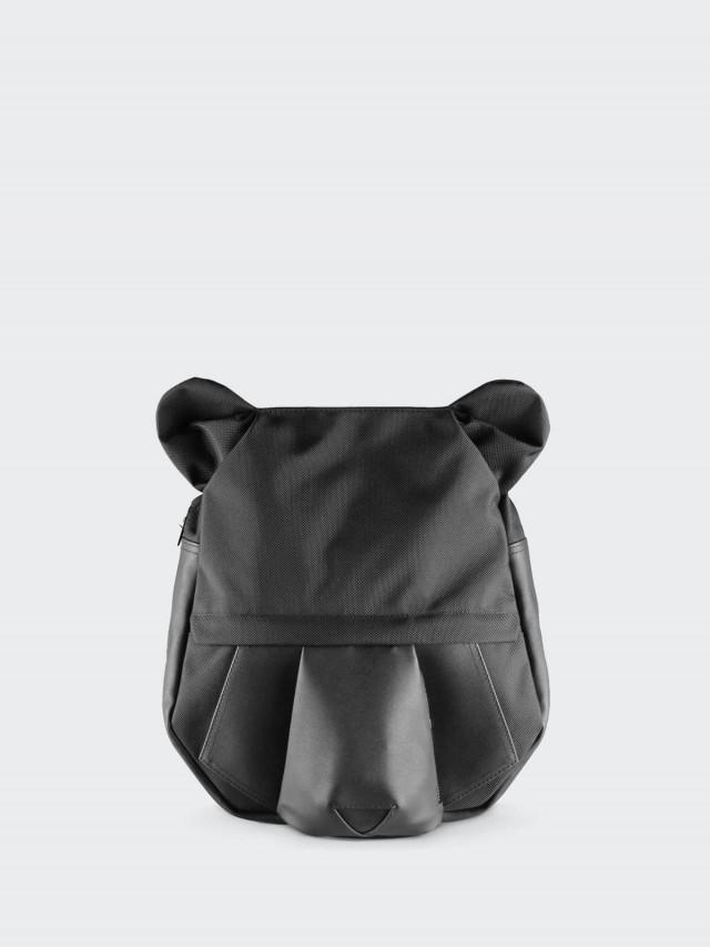 ORIBAGU ORIBAGU 摺紙包 - 黑熊 / 後背包