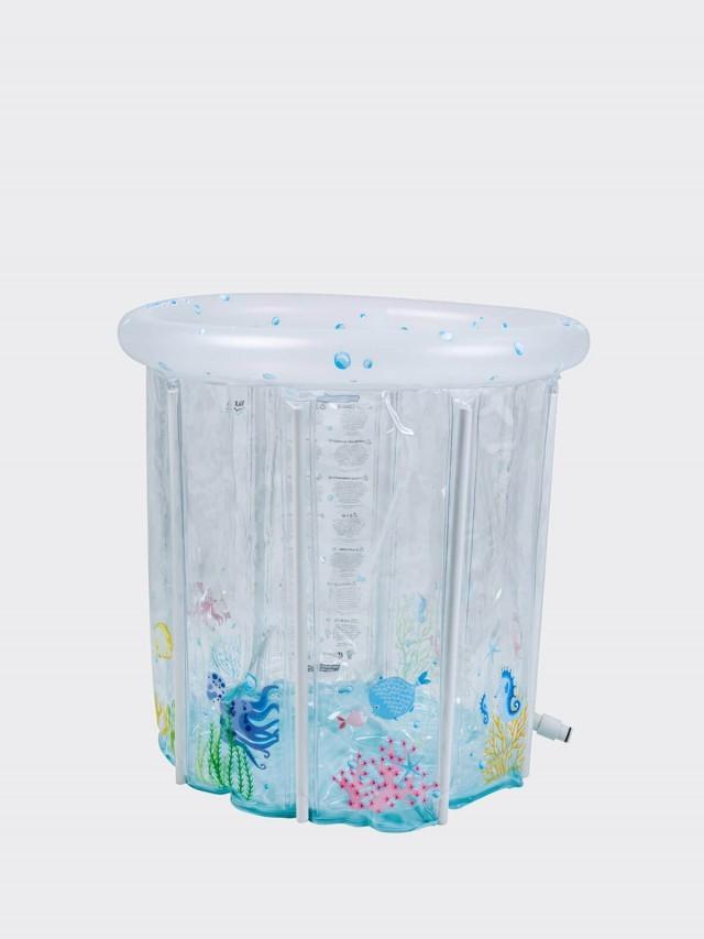 Swimava 簡易家庭式嬰兒水池 - 海洋款