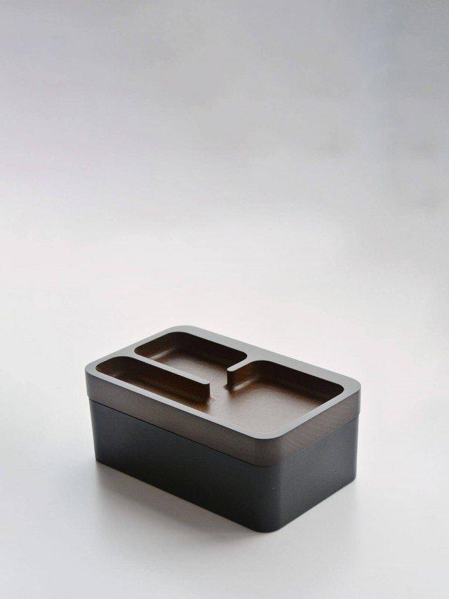 mordeco 轉轉置物盒 - 深色