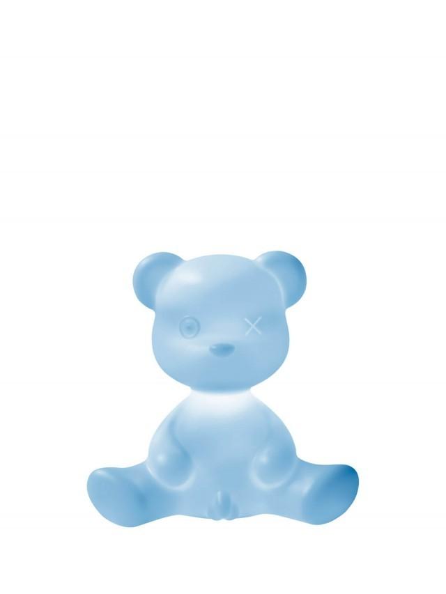 qeeboo 泰迪男孩造型燈 - 藍色