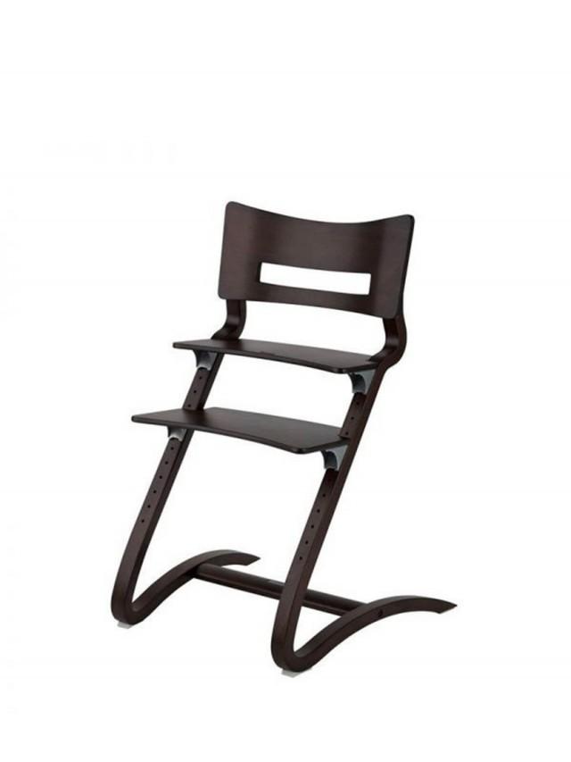 Leander 新款二代成長型餐椅 x 胡桃木