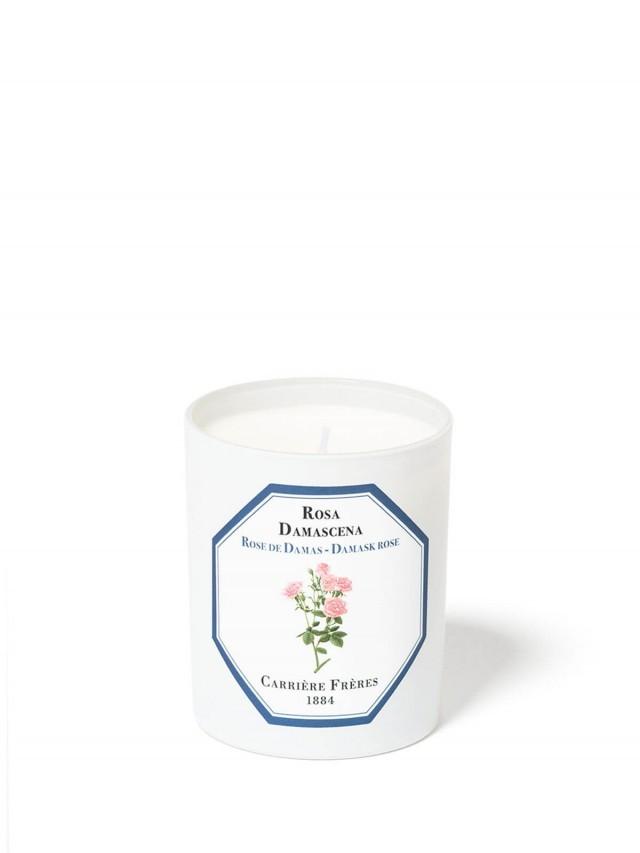 CARRIÈRE FRÈRES 天然香氛蠟燭 大馬士革玫瑰 Damask Rose 185g