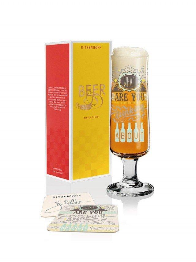 RITZENHOFF BEER 新式啤酒杯 / 就要啤酒