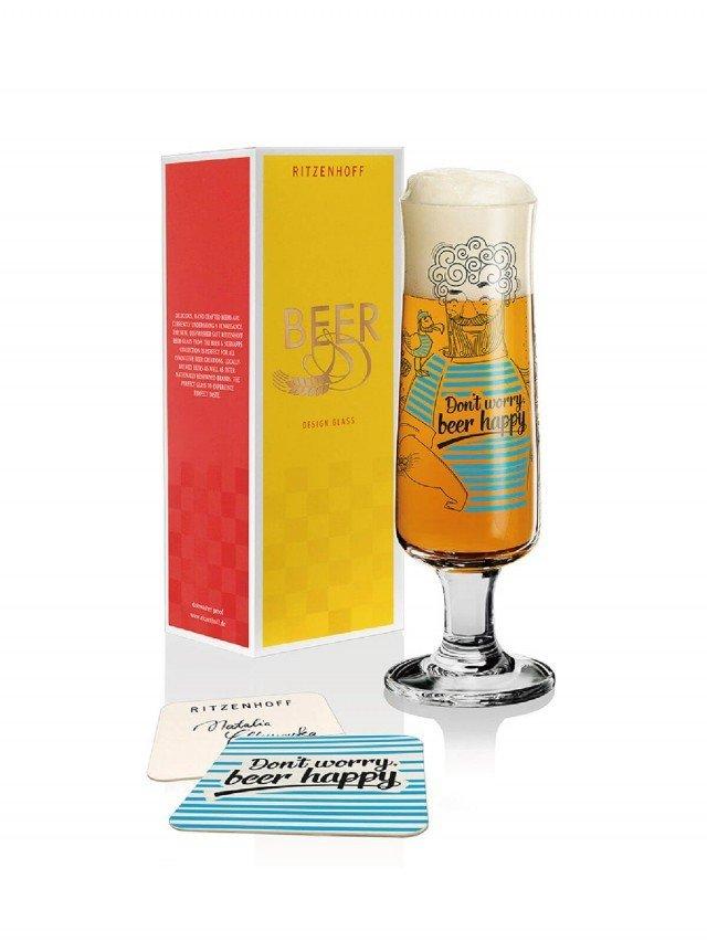 RITZENHOFF BEER 新式啤酒杯 / 快樂啤酒