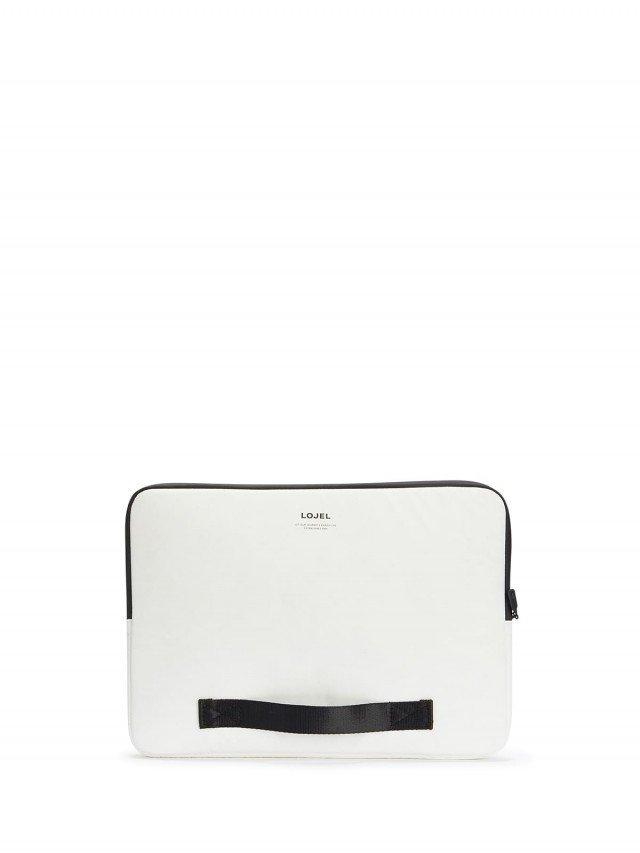 LOJEL Slash 電腦手拿包 ( 13 吋 ) - 白色