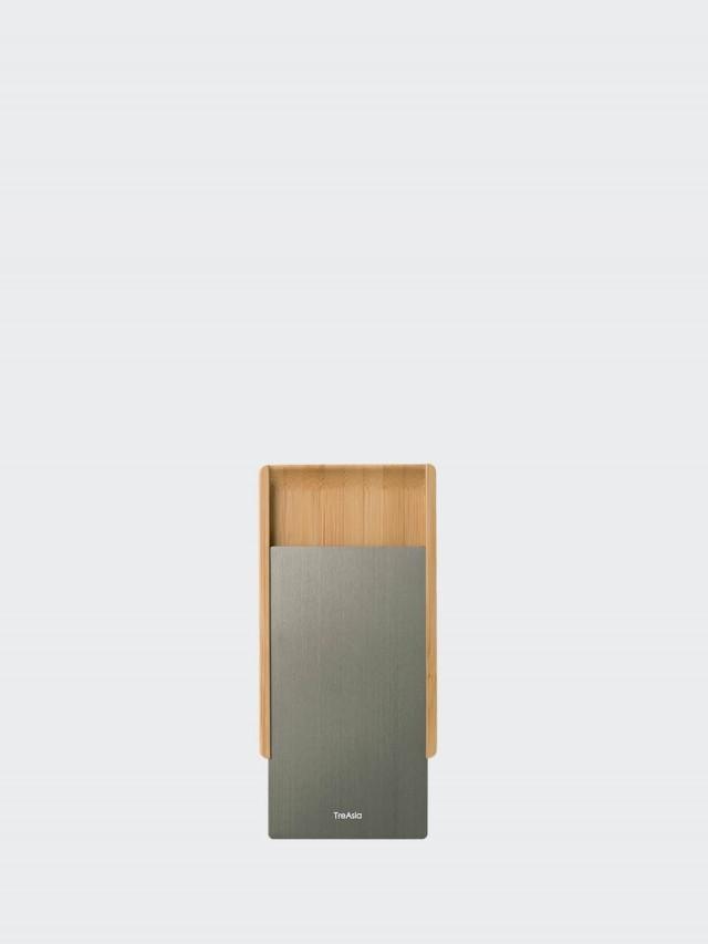 TA+d 燻竹名片盒 - 古銅綠
