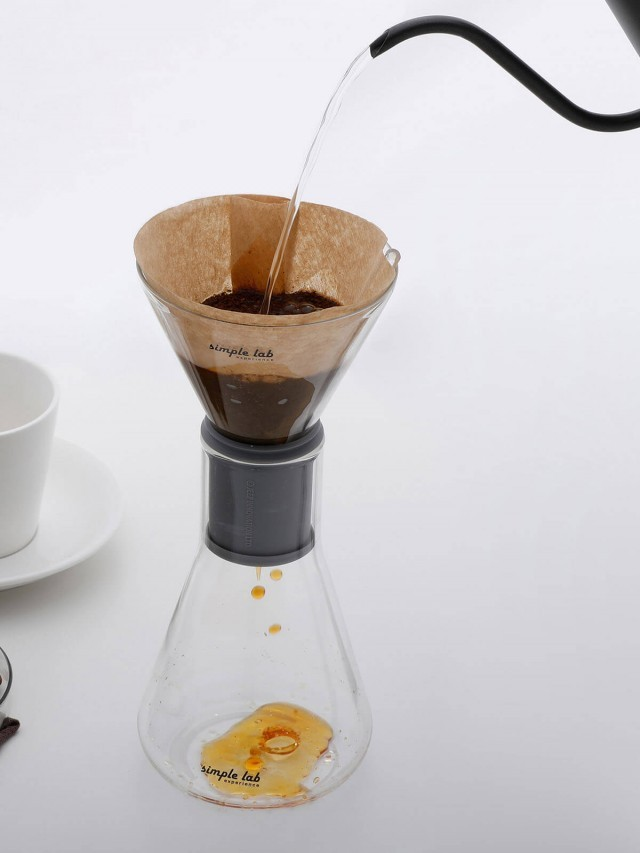 Simple Lab MICO 手沖咖啡壺組