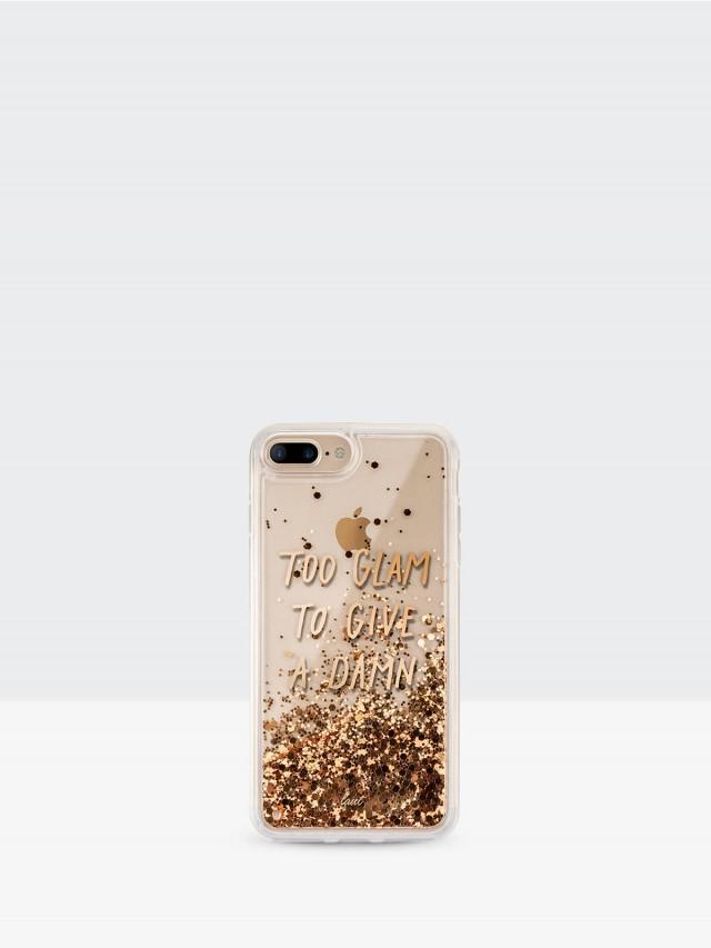LAUT POP流沙系列保護殼 - 金粉閃耀