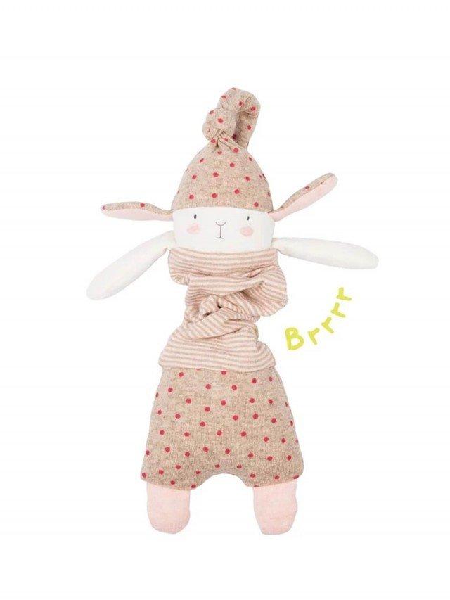 Moulin Roty Les Petits Dodos 兔子娃娃 20 cm