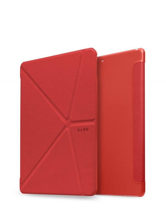 LAUT iPad 10.5 吋 ( 2019 ) TRIFOLIO 系列保護殼 - 紅