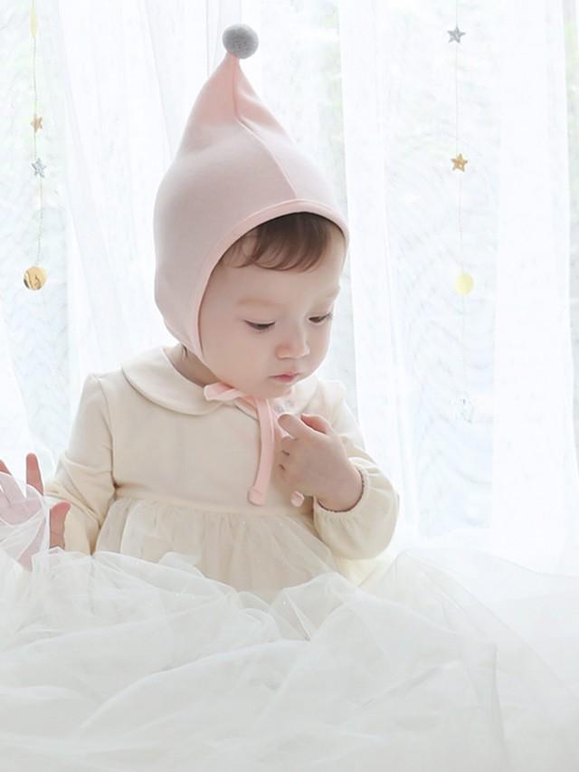 HAPPY PRINCE 小精靈嬰童配件禮盒組 - 粉