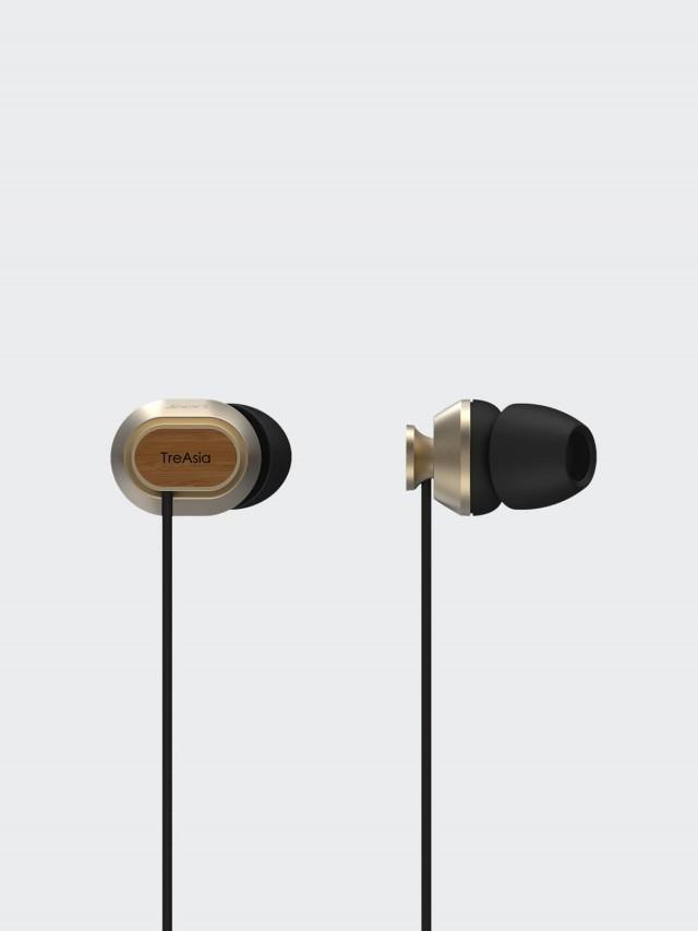 TA+d T+SO1 留聲耳機 - 全域系列 - 金色