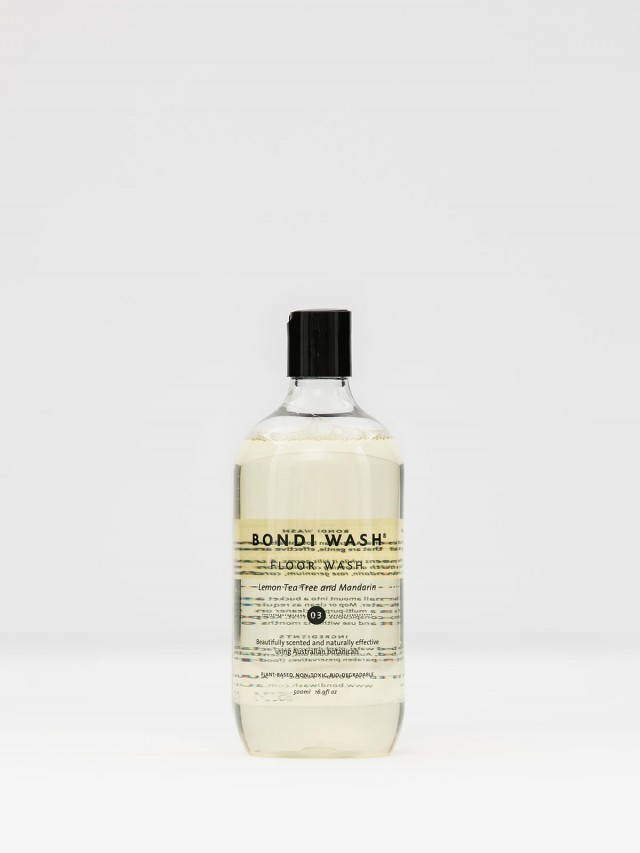 BONDI WASH 檸檬茶樹 & 柑橘地板清潔液