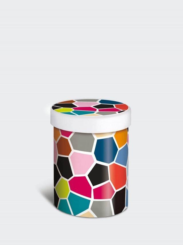 REMEMBER Porcellan tin - Patio 提姆瓷罐 x 繽紛花園