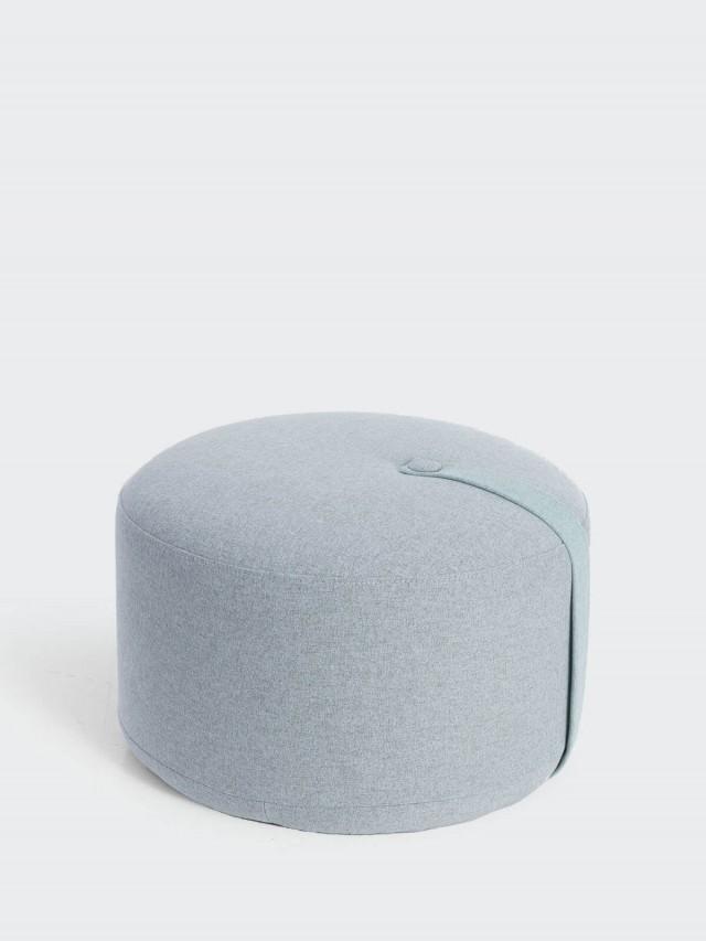 DESIGN BITE 泡芙座椅 - 象牙白