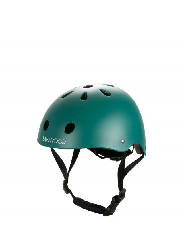 BANWOOD 安全帽 - 復古綠